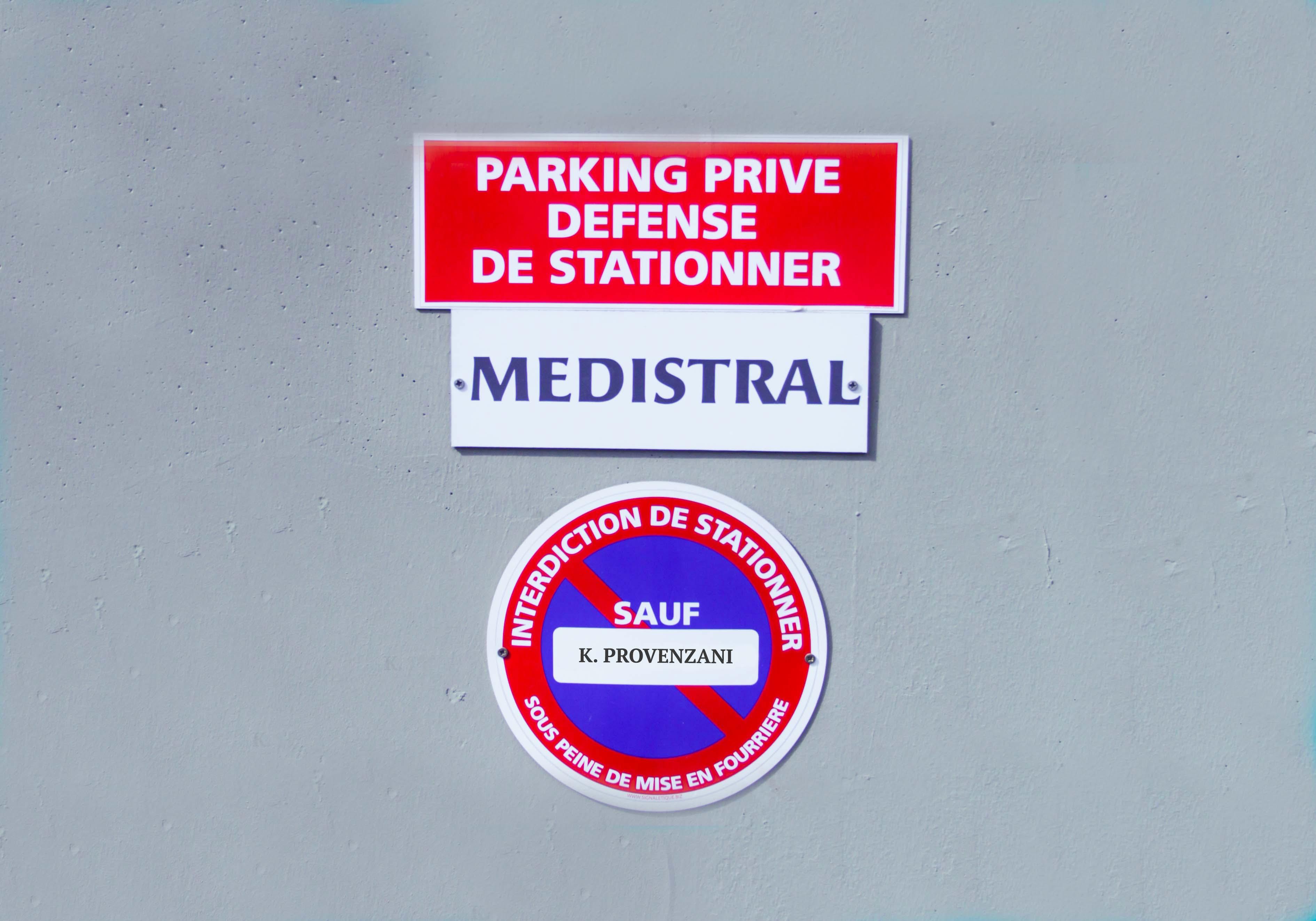 "Places ""Medistral"""